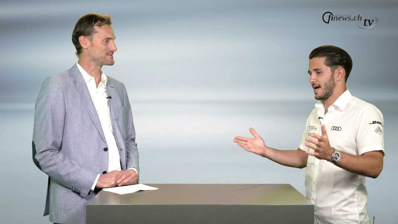 Daniel Abt: «Ich will die Formel E in Zürich gewinnen» (08.06.2018)