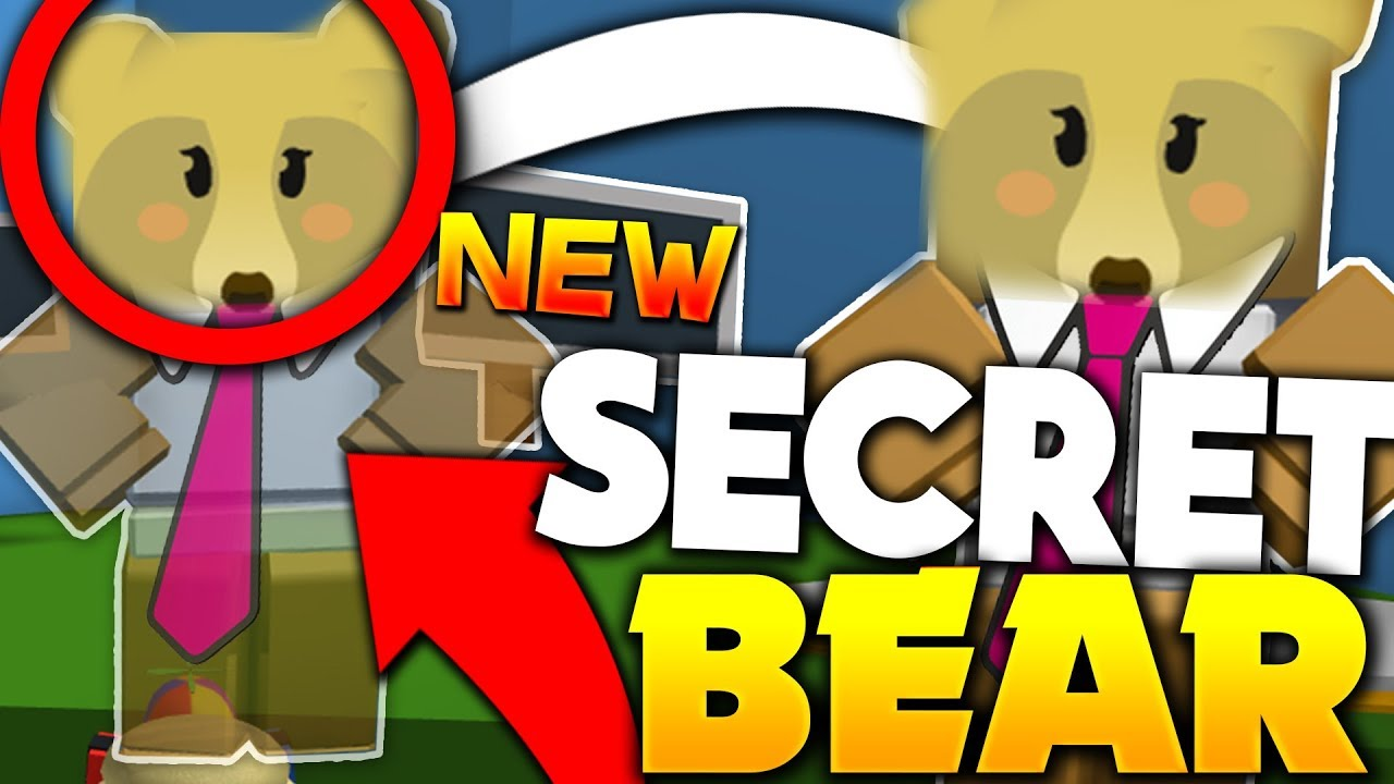New Secret Update Bear Leaked God Code Roblox Bee Swarm