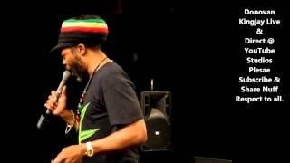 Donovan Kingjay - African Pride Live @ YouTube Studios