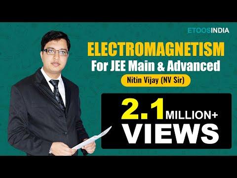 Electrostatics by Nitin Vijay (NV) Sir (ETOOSINDIA.COM)