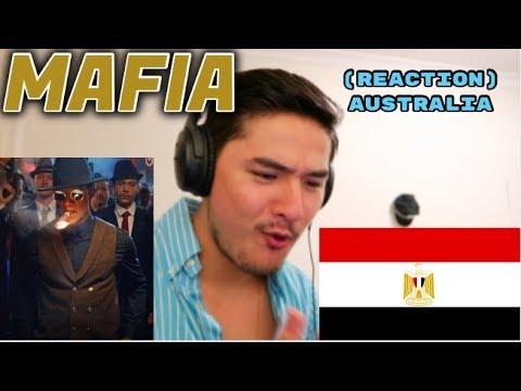 Mafia - Mohamed Ramadan Music Video (REACTION) EGYPTIAN SINGER | Don David