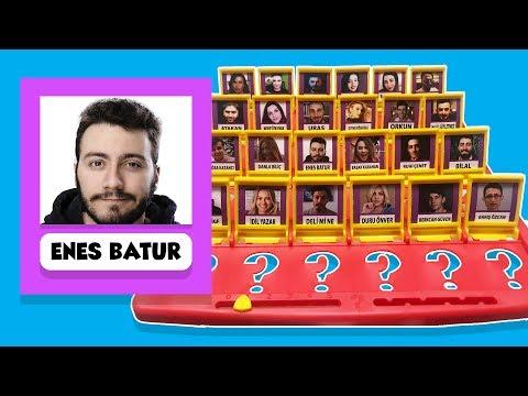Youtuber Kutu Oyunu Yaptık - Sor Bakalım