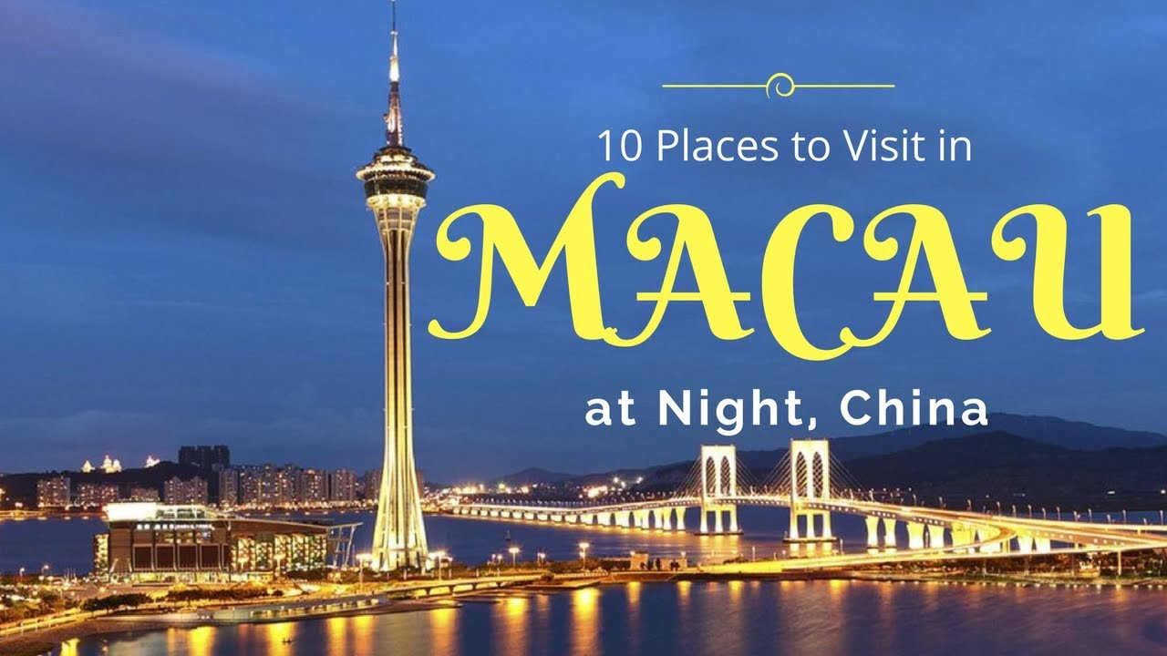 Macau China Tourism
