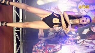 ♫(4K)張靚穎 我的夢DJ REMIX(華為主題曲)(高雄仁武賜妙宮3周年慶 20200404薇安雅采霓程心Sexy Goddess)EDM djRemix MV舞蹈中文舞曲電音辣妹熱舞台灣廟會繞境