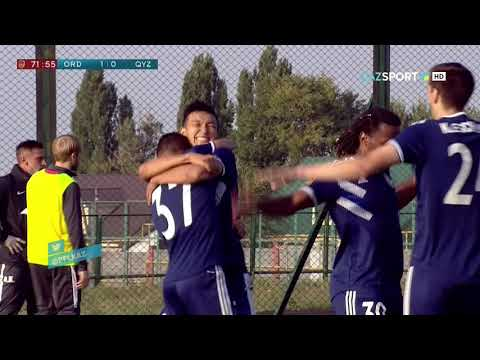 Ordabasy Kyzylzhar Match Highlights