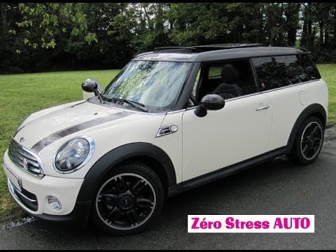 mini clubman cooper 50 hampton 2012 zerostressauto pepper. Black Bedroom Furniture Sets. Home Design Ideas