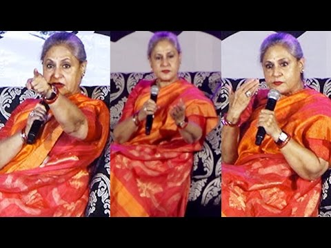 Shocking! Jaya Bachchan Badly Lashes Out At A Reporter