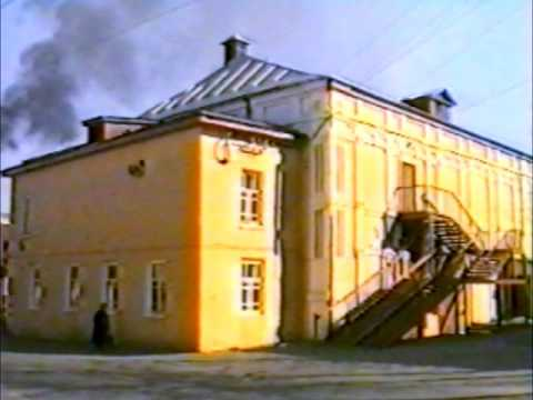 Старый город Городец. Репортаж конца 20 века.
