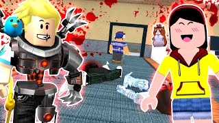 Dodge the Murderer!! - Roblox Murder Mystery 2 - DOLLASTIC PLAYS with Gamer Chad