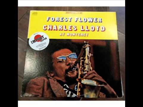 Charles Lloyd Quartet - Forest Flower SUNSET (at Monterey Jazz Festival 66