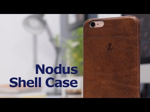 Video Review: The Nodus Shell for iPhone 6s Features a Magnetic Mounting System