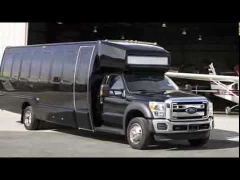 Krystal F550 | Limo Buses for Sale | Creative Bus Sales