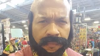 Mr.T Live St Comic Con!