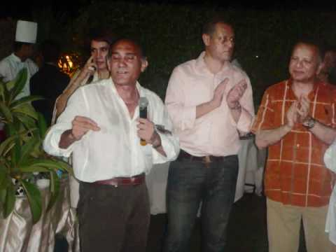 Rotary Club of Cairo Royal - Egypt 2010-   Karaoke Night