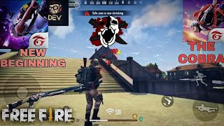 New Update,Free Fire- The Cobra  Gameplay | Free fire | Garena Free Fire The Cobra | Garena screenshot 5