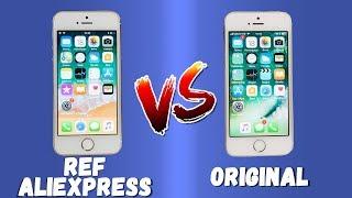 Сравнение iPhone 5S с Алиэкспресс и Б/У iPhone 5S: в чем разница?