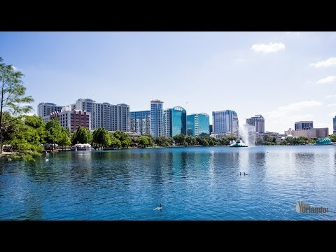 Downtown - Orlando, Florida