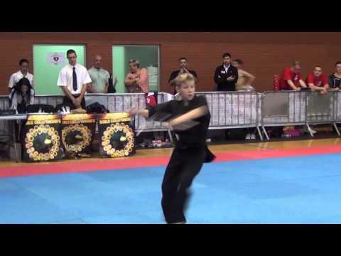 Zach Thomas USA Extreme Weapons WKA - Benidorm Spain
