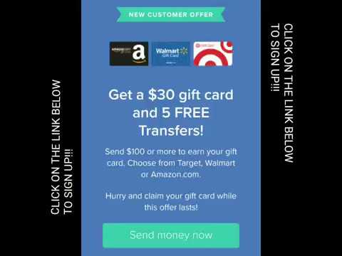 Remitly Free 30 Gift Card No Fees On First 5 Money Transfers