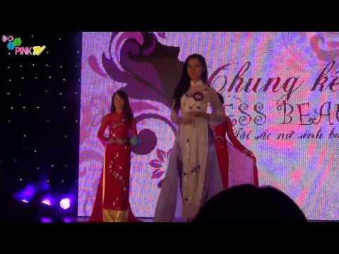 {Press Beauty 2013} Trình diễn Áo Dài