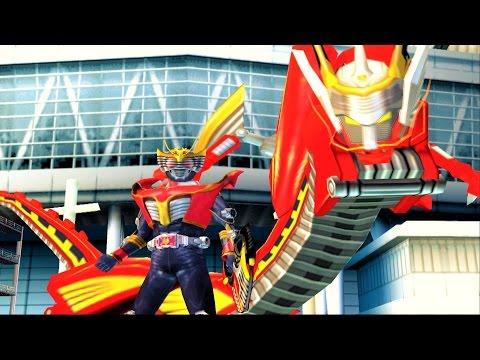 Sieu Nhan Game Play | Kamen Rider Decade Và đồng đội | Game Kamen Rider: Climax Heroes
