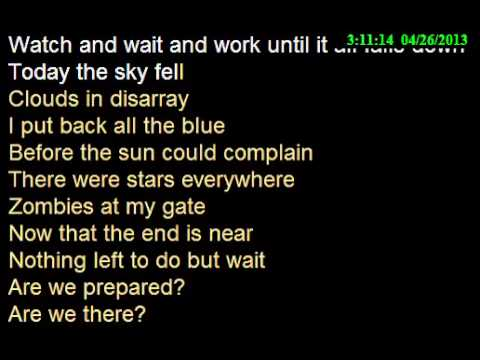 [Karaoke with Lyrics] From The Ground Up -...