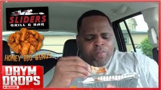 Sliders: Honey Bbq Wings Review