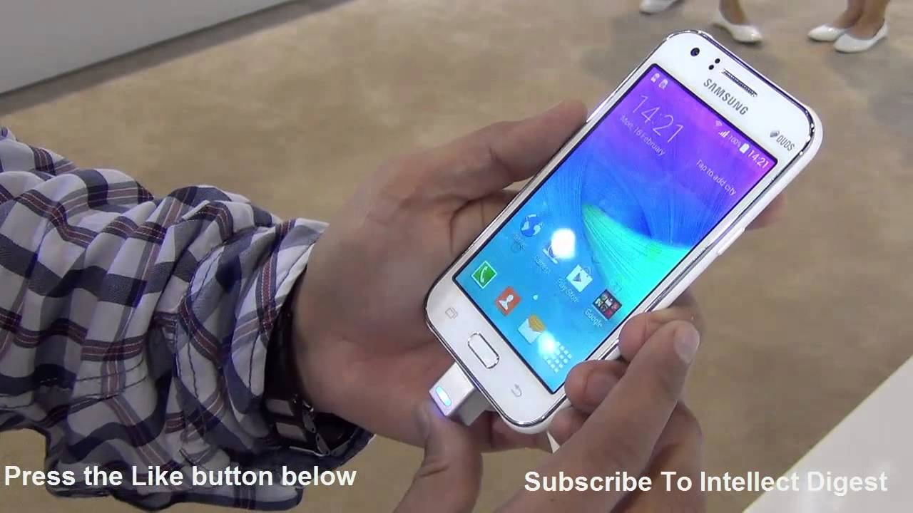 Samsung Galaxy J1 Lte 4g Smartphone Hands On Review Features Specs