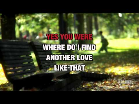 """Where Do I Go From You in the Style of """"Jon Secada"""" with lyrics (no lead vocal)"""