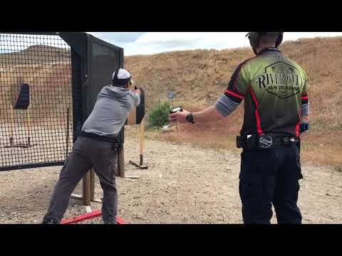USPSA action pistol