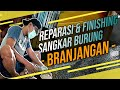 Sangkar Branjangan Part  Reparasi Dan Finishing Sangkar Branjangan  Mp3 - Mp4 Download
