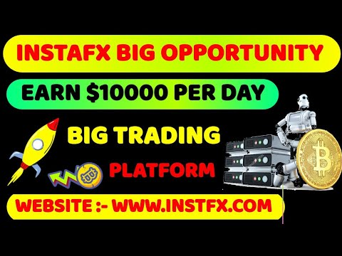 InstaFx A new Crypto Exchange || Sign Up Get 50CGB Coin || 1 CGB =Rs 10 Get 500 in bank