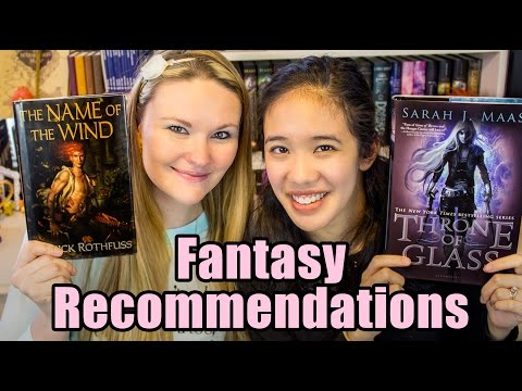 Fantasy Recommendations Ft. Alexa Loves Books