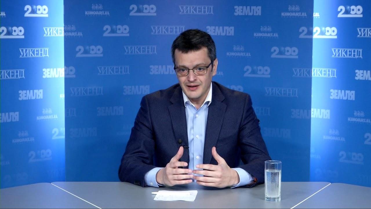 Виктор СКАРШЕВСКИЙ: не читайте перед обедом статистику о промышленном производстве Украины!