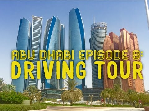 Best of Abu Dhabi Episode 8: Abu Dhabi City Driving Tour by HourPhilippines.com