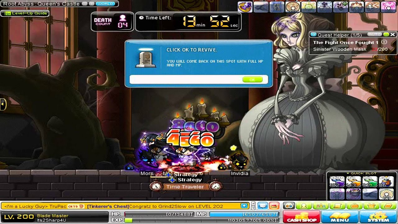 maplestory post unleashed glitched crimson queen youtube rh youtube com MapleStory Characters Ragnarok Online