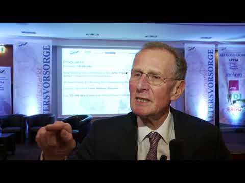 Interview mit Prof. Bert Rürup, Präsident, Handelsblatt Research Institut
