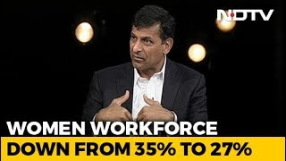 Lack Of Women Participating In Economy Worrisome: Raghuram Rajan