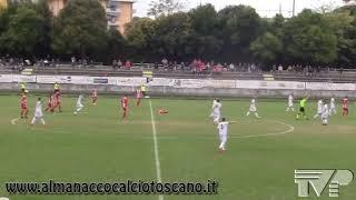Eccellenza Girone B Signa-Terranuova Traiana 2-1