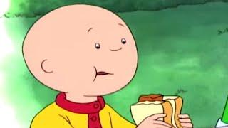 Caillou Deutsch ★ Caillou und der Hot Dog | Cartoons auf Deutsch | Neue Ganze Folge | HD 2018 ✔