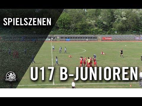 1. FC Union Berlin U17 - Hertha BSC U17 (Finale, Pokal)