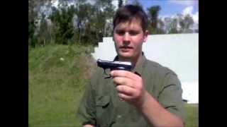 The Original James Bond Gun: Beretta 418