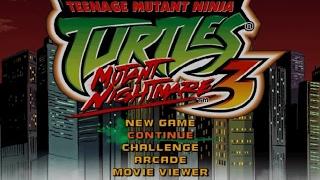 """""""TMNT 3: Mutant Nightmare"""" Прохождение: Эпизод 45"""