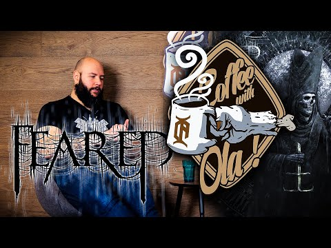 COFFEE WITH OLA - Mario of Feared