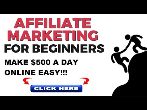 HOW TO MAKE MONEY WITH AFFILIATE MARKETING 2020 WORK FROM HOME thumbnail