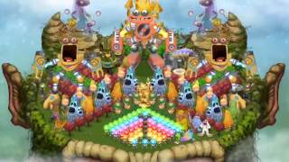 [My Singing Monsters] OMG RARE WUBBOX HAS ARRIVED ON PLANT ISLAND!!!