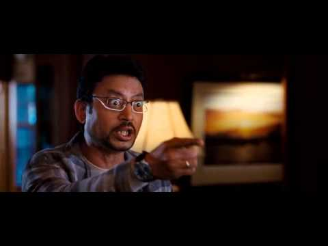 Thank you - funny scene - Irfan Khan gets kicked out of his own house