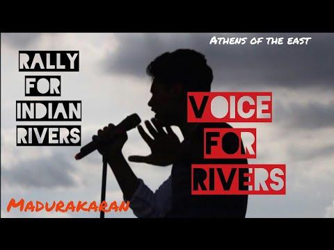Rally For River-Tamil Hiphop Music album 2017 -Madurakaran