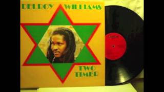 Delroy Williams - Two Timer  - 1987