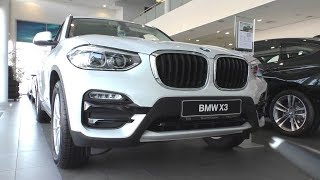 2018 Bmw X3. Start Up, Engine, And In Depth Tour.